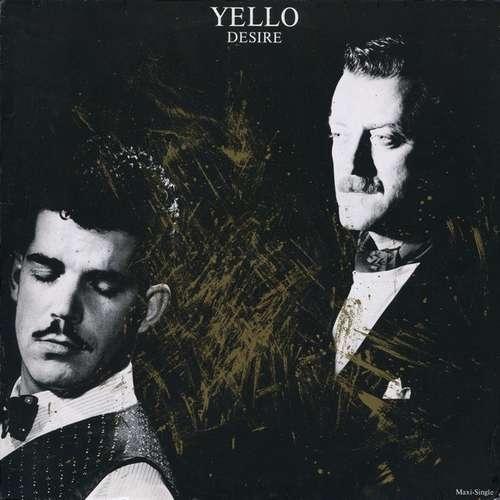 Cover Yello - Desire (12, Maxi) Schallplatten Ankauf