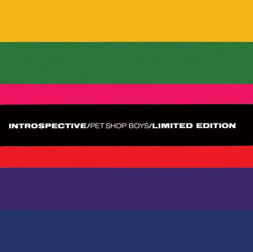Cover Pet Shop Boys - Introspective (Album, Ltd + 12, Single + 12, Single + 12, Sing) Schallplatten Ankauf