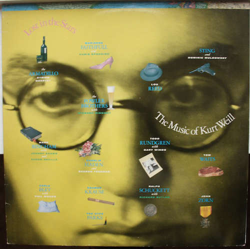 Cover Various - Lost In The Stars - The Music Of Kurt Weill (LP, Album) Schallplatten Ankauf