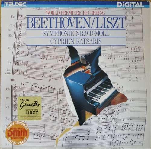 Bild Beethoven* / Liszt*, Cyprien Katsaris - Symphonie Nr.9 D-moll, Op. 125 (LP) Schallplatten Ankauf
