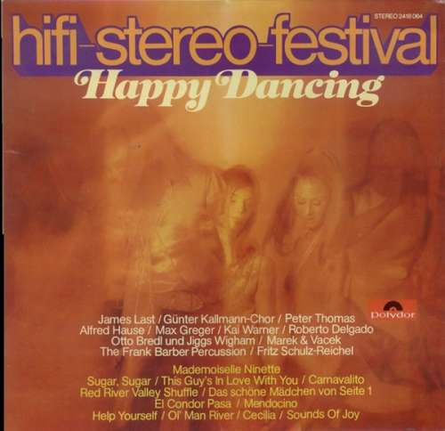 Bild Various - Hifi-Stereo Festival - Happy Dancing (LP, Comp, Gat) Schallplatten Ankauf