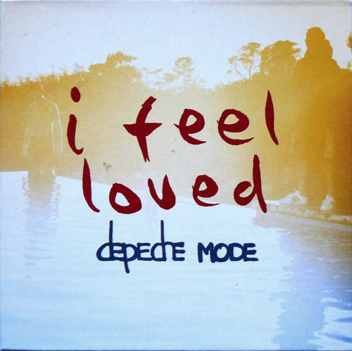 Cover zu Depeche Mode - I Feel Loved (12, Single) Schallplatten Ankauf