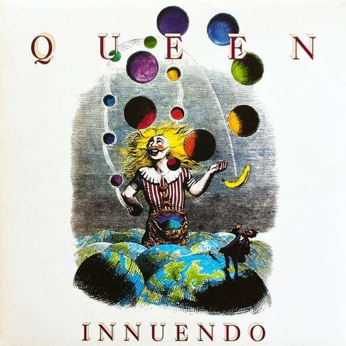 Cover Queen - Innuendo (LP, Album) Schallplatten Ankauf