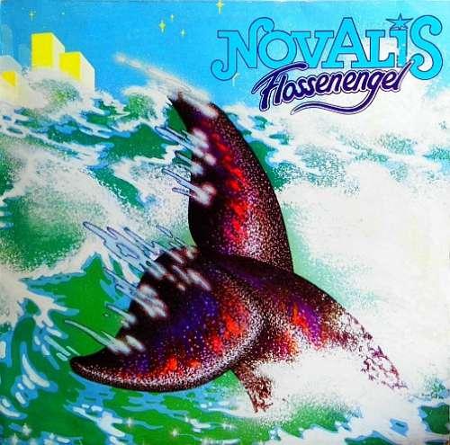 Cover zu Novalis (3) - Flossenengel (LP, Album) Schallplatten Ankauf
