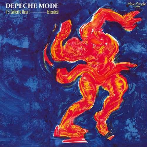 Cover Depeche Mode - It's Called A Heart (Extended) (12, Maxi) Schallplatten Ankauf