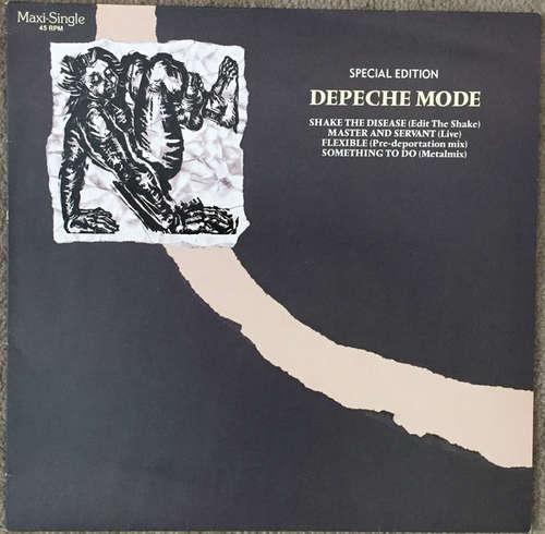 Cover Depeche Mode - Shake The Disease  (12, Maxi, S/Edition) Schallplatten Ankauf