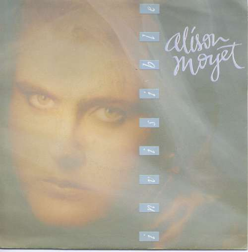 Bild Alison Moyet - Invisible (7, Single) Schallplatten Ankauf