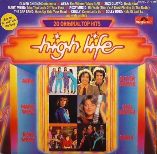 Cover Various - High Life - 20 Original Top Hits (LP, Comp) Schallplatten Ankauf