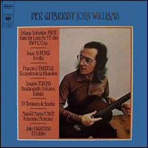 Bild John Williams (7) - Der Gitarrist John Williams (LP) Schallplatten Ankauf