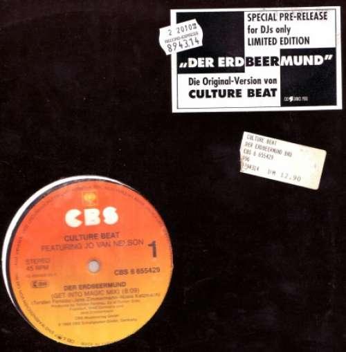 Bild Culture Beat Featuring Jo Van Nelsen - Der Erdbeermund (12, Ltd, Promo) Schallplatten Ankauf