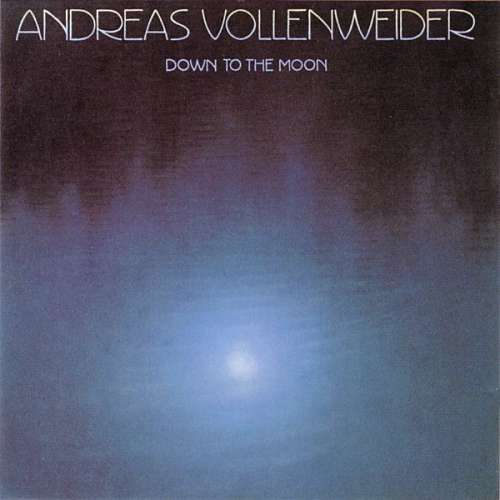 Cover Andreas Vollenweider - Down To The Moon (LP, Album) Schallplatten Ankauf