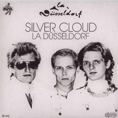 Bild La Düsseldorf - Silver Cloud (7, Single) Schallplatten Ankauf