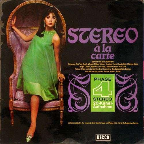 Cover Various - Stereo À La Carte (LP, Comp) Schallplatten Ankauf
