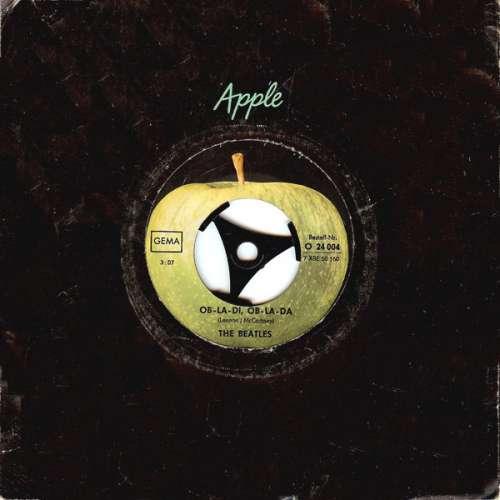 Cover The Beatles - Ob-La-Di, Ob-La-Da / While My Guitar Gently Weeps (7, Single) Schallplatten Ankauf