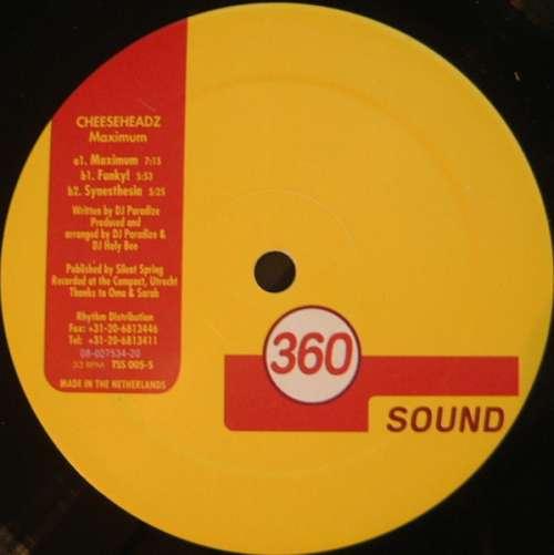 Bild Cheeseheadz - Take It To The Maximum! (12, EP) Schallplatten Ankauf