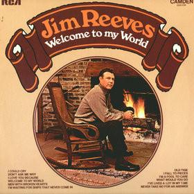 Bild Jim Reeves - Welcome To My World (LP, Comp) Schallplatten Ankauf