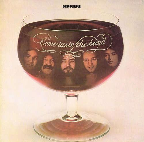 Bild Deep Purple - Come Taste The Band (LP, Album, Gat) Schallplatten Ankauf