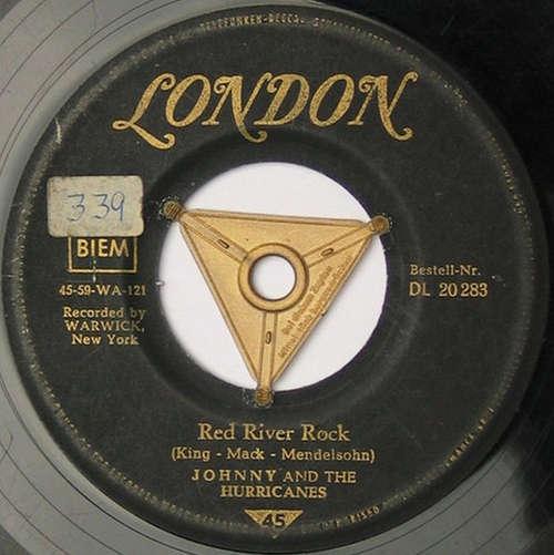 Bild Johnny And The Hurricanes - Red River Rock / Buckeye (7, Single) Schallplatten Ankauf