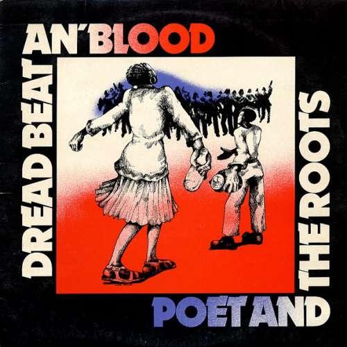 Cover Poet And The Roots - Dread Beat An' Blood (LP) Schallplatten Ankauf