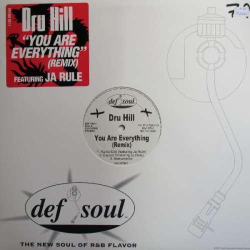 Bild Dru Hill - You Are Everything (Remix) (12, Promo) Schallplatten Ankauf