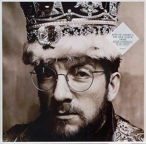 Bild The Costello Show Featuring The Attractions And Confederates* - King Of America (LP, Album) Schallplatten Ankauf