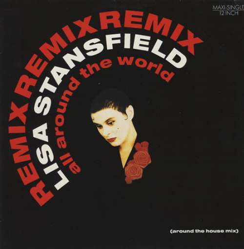 Bild Lisa Stansfield - All Around The World (Remix) (12, Maxi) Schallplatten Ankauf