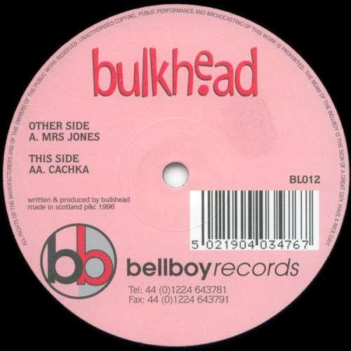 Bild Bulkhead - Mrs Jones / Cachka (12) Schallplatten Ankauf
