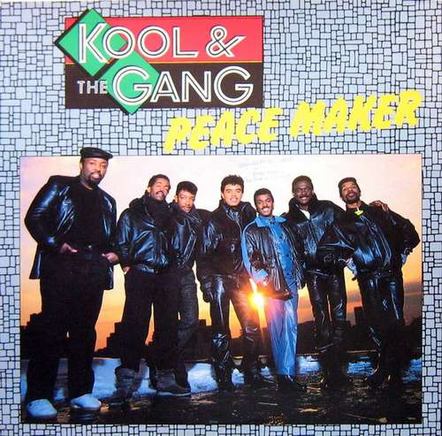 Cover zu Kool & The Gang - Peace Maker (12, Maxi) Schallplatten Ankauf