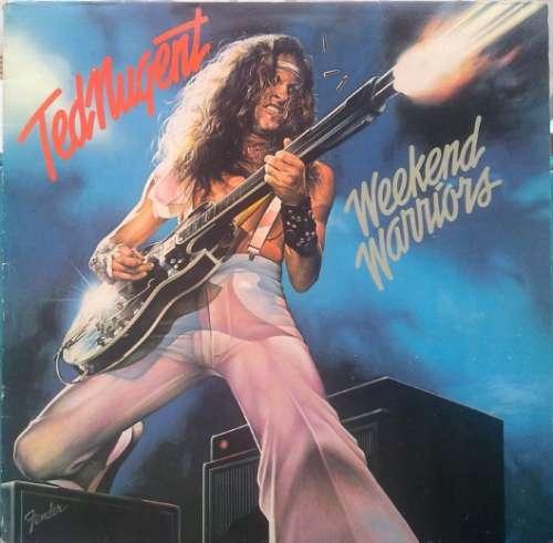 Bild Ted Nugent - Weekend Warriors (LP, Album) Schallplatten Ankauf