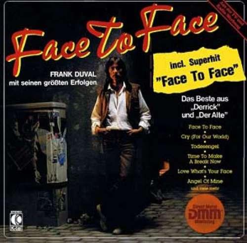 Bild Frank Duval - Face To Face (LP, Comp) Schallplatten Ankauf