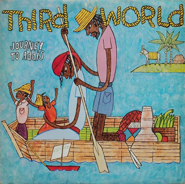 Bild Third World - Journey To Addis (LP, Album, Blu) Schallplatten Ankauf