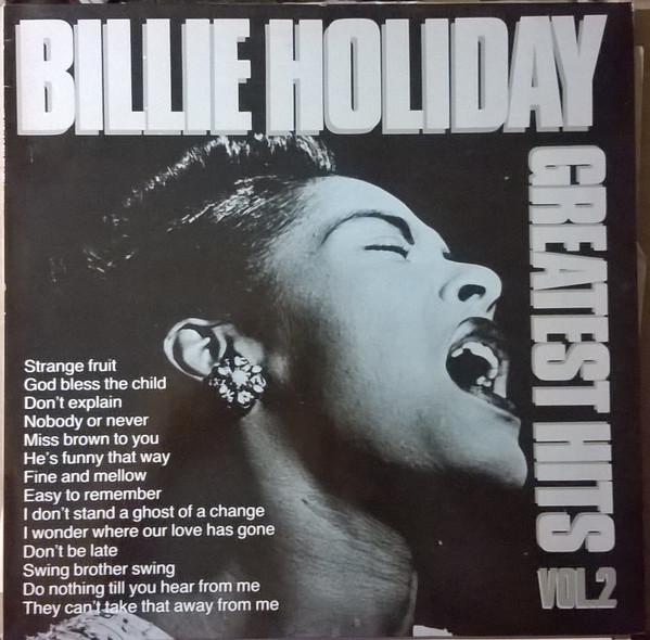 Bild Billie Holiday - Greatest Hits Vol.2 (LP, Comp) Schallplatten Ankauf
