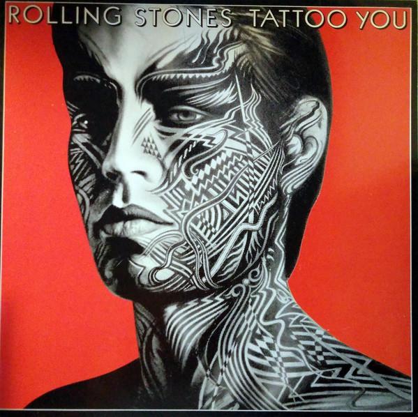 Cover zu The Rolling Stones - Tattoo You (LP, Album, RE) Schallplatten Ankauf