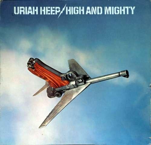 Bild Uriah Heep - High And Mighty (LP, Album) Schallplatten Ankauf
