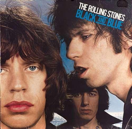 Cover The Rolling Stones - Black And Blue (LP, Album) Schallplatten Ankauf