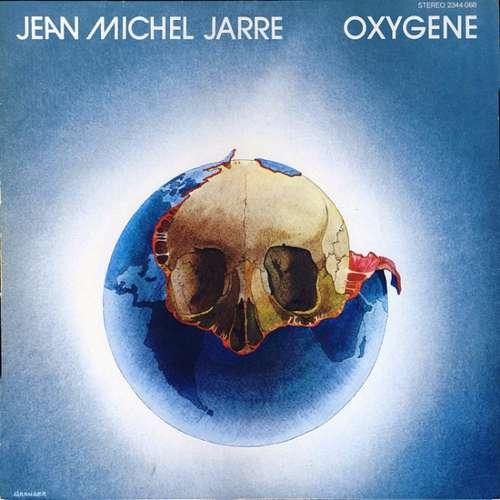 Cover Jean Michel Jarre* - Oxygene (LP, Album) Schallplatten Ankauf