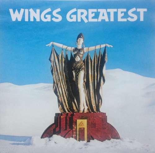 Bild Wings (2) - Wings Greatest (LP, Comp) Schallplatten Ankauf