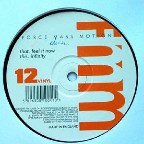 Bild Force Mass Motion - Feel It Now / Infinity (12) Schallplatten Ankauf