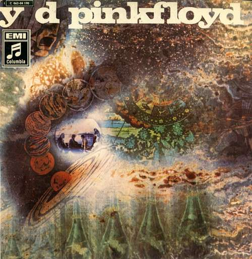 Bild Pink Floyd - A Saucerful Of Secrets (LP, Album, RE) Schallplatten Ankauf