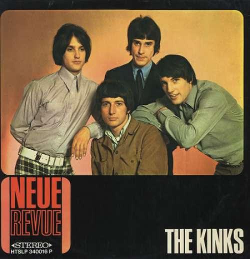 Cover The Kinks - Die Neue Kinks Revue (LP, Comp) Schallplatten Ankauf