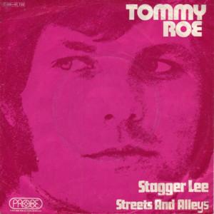 Bild Tommy Roe - Stagger Lee / Back Streets And Alleys (7, Single, Mono) Schallplatten Ankauf