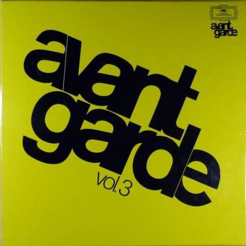 Cover Various - Avantgarde Vol. 3 (6xLP + Box) Schallplatten Ankauf
