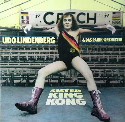 Bild Udo Lindenberg & Das Panik-Orchester* - Sister King Kong (LP, Album) Schallplatten Ankauf