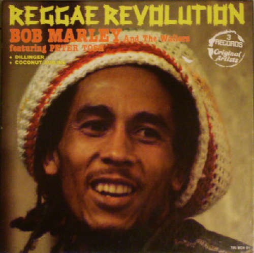 Cover Various - Reggae Revolution (3xLP, Box) Schallplatten Ankauf