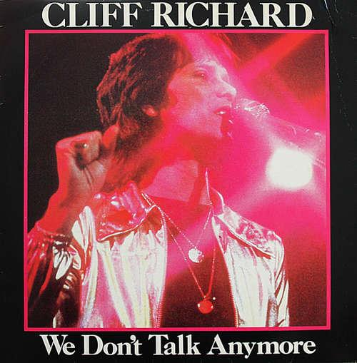 Bild Cliff Richard - We Don't Talk Anymore (12, Single) Schallplatten Ankauf