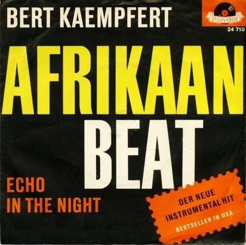 Cover zu Bert Kaempfert - Afrikaan Beat (7, Single) Schallplatten Ankauf