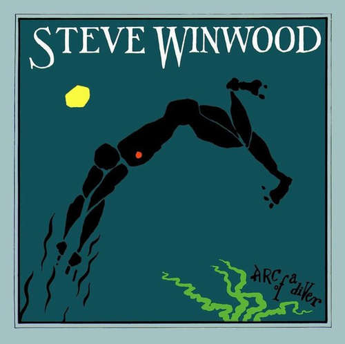 Bild Steve Winwood - Arc Of A Diver (LP, Album) Schallplatten Ankauf