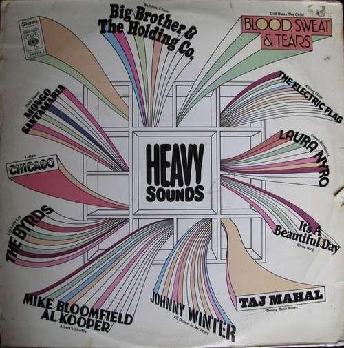 Cover Various - Heavy Sounds (LP, Comp) Schallplatten Ankauf