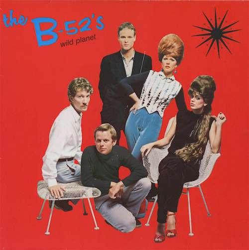 Cover The B-52's - Wild Planet (LP, Album) Schallplatten Ankauf
