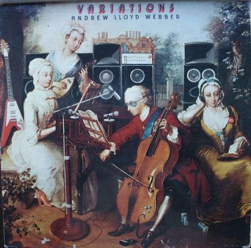 Bild Andrew Lloyd Webber - Variations (LP, Album) Schallplatten Ankauf